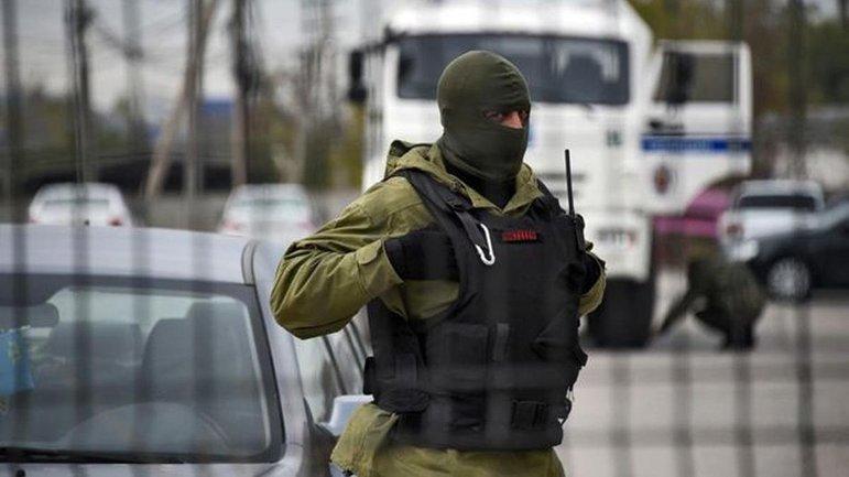 ФСБшники похитили двоих украинцев - фото 1