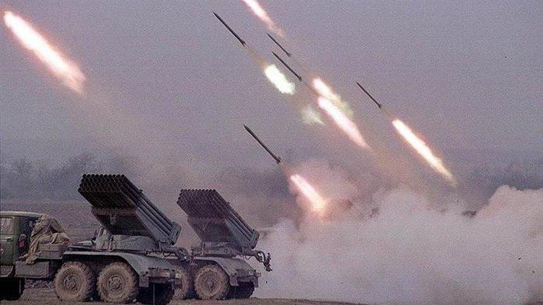 Российские оккупанты выпустили тысячи снарядов по Украине через границу - фото 1