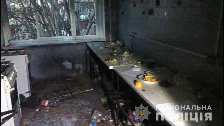 В общежитии Одессы мужчина подорвал соседей гранатой (ФОТО) - фото 1