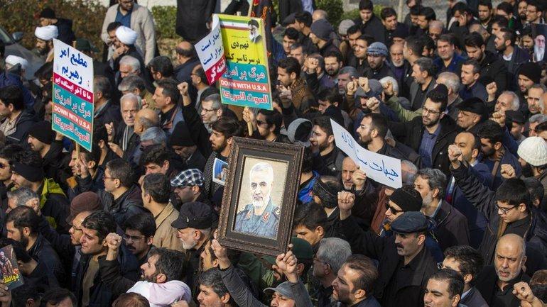 Похороны Сулеймани не состоялись - фото 1