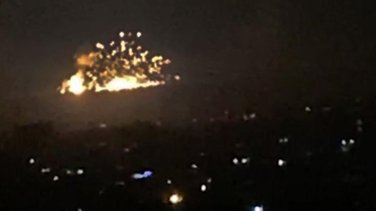 Иран атаковал базу США в Ираке - фото 1