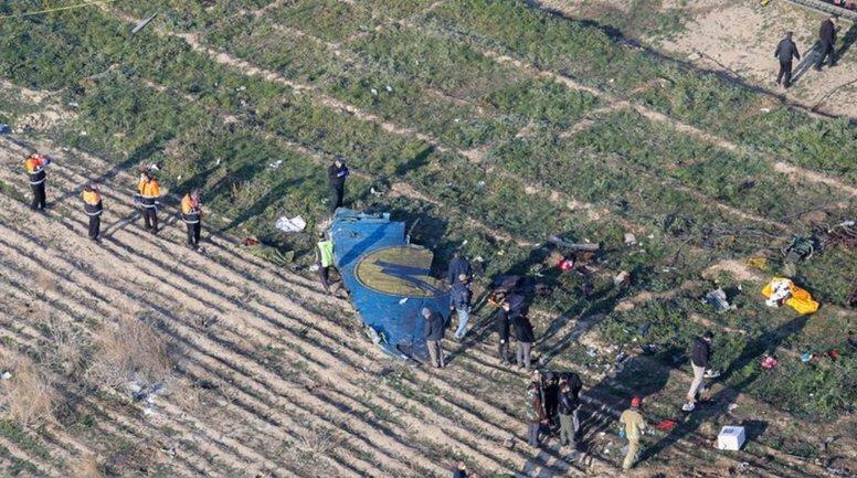 Украина отправит в Иран спецрейсы МИД и минобороны - фото 1
