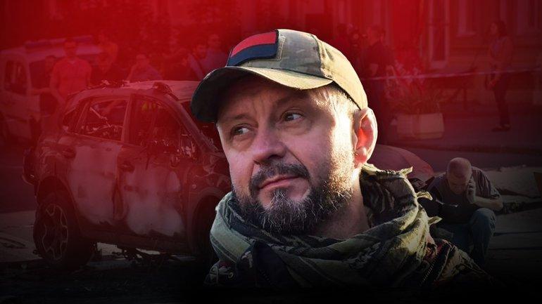 Антоненко назвал подозрение себе операцией ФСБ - фото 1
