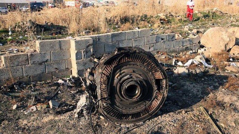 PS752 сбили с территории военной базы Ирана - фото 1