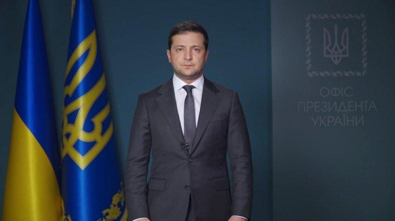 """Зеленский обратился к нации из-за """"Боинга"""" - фото 1"""