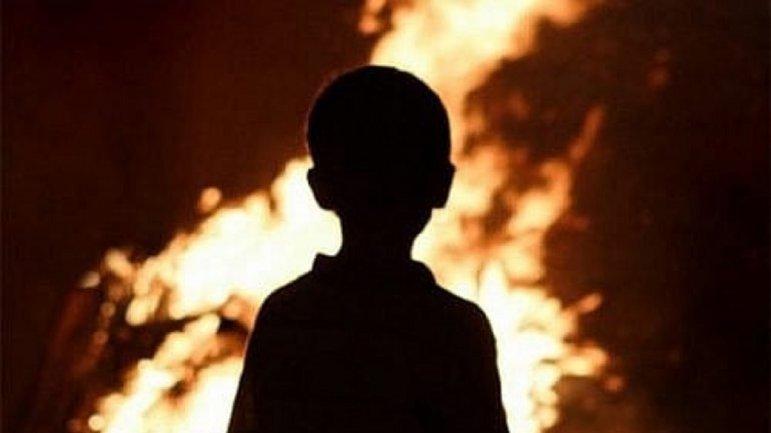 Под Киевом в огне погибли дети. Из-за курения - фото 1