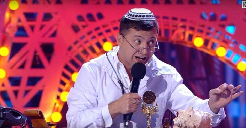 """""""У меня еврейская кровь"""": Зеленский рассказал об антисемитизме  - фото 1"""