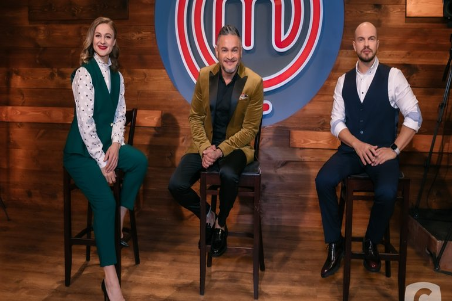 Судьи второго сезона МастерШеф: Профессионалы - фото 1