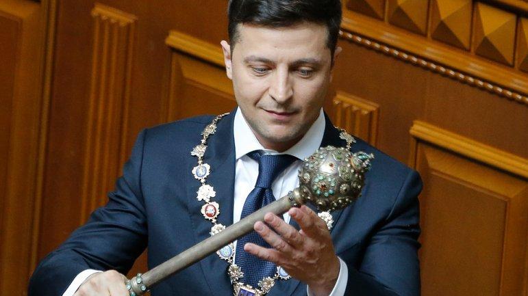 "Зеленский ""передаст ключи"" преемнику: президент ошарашил заявлением - фото 1"