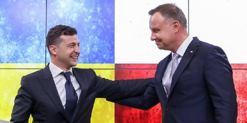 Зеленский поддержал Польшу в споре с Путиным - ВИДЕО  - фото 1