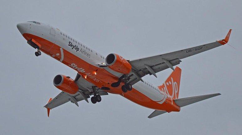 SkyUp прекращает полеты в Китай - фото 1