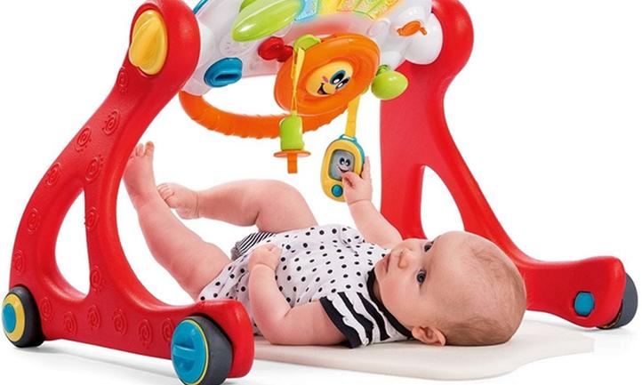 Обучение через игру — простой и увлекательный способ развития малыша - фото 1