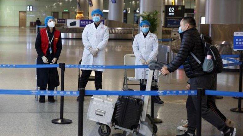 Из Китая начали прибывать самолеты с украинцами - фото 1