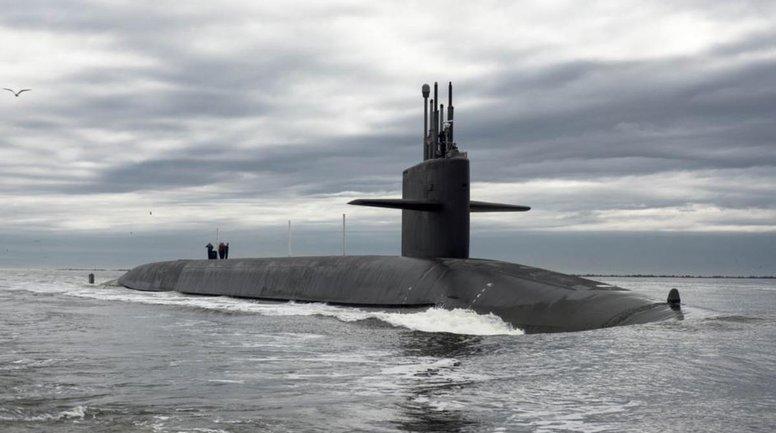 Подлодки США оснастили ядерными ракетами - фото 1