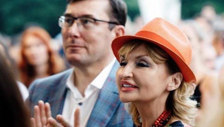 Ирина Луценко снова шкваранулась - фото 1