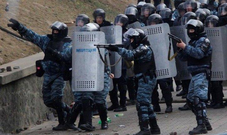 Экс-беркутовцы вернулись в Украину и обратились к Зеленскому - ФОТО  - фото 1