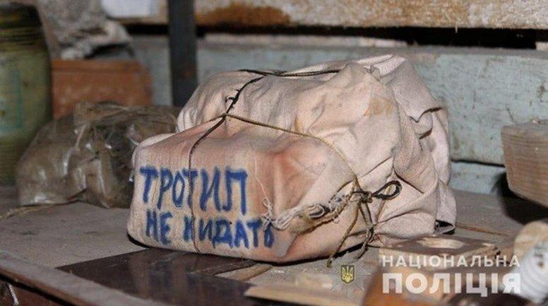 Кило тротила спрятал в подвале бывший житель дома - фото 1