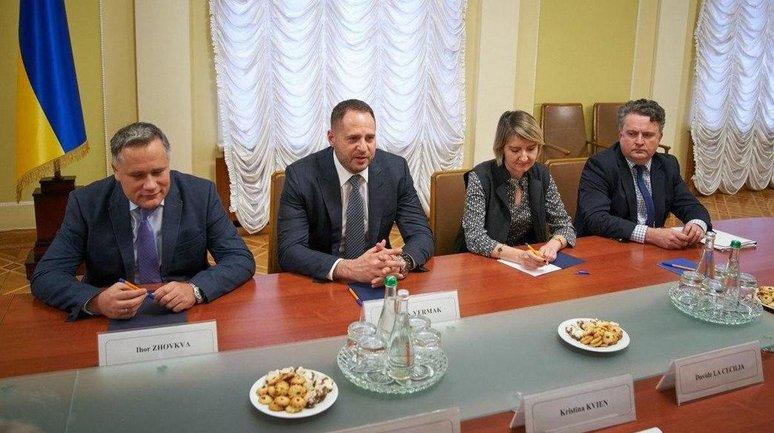 Ермак сообщил послам G7 о намерениях Зеленского провести выборы по всей Украине уже в октябре — фото 1