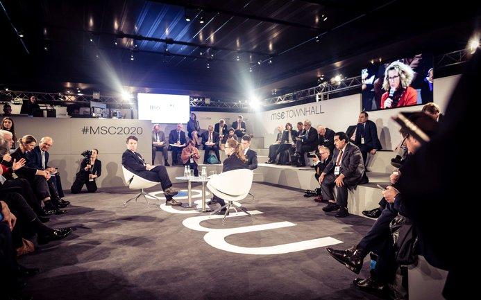 На конференции по безопасности в Мюнхене представили пророссийский документ - фото 1