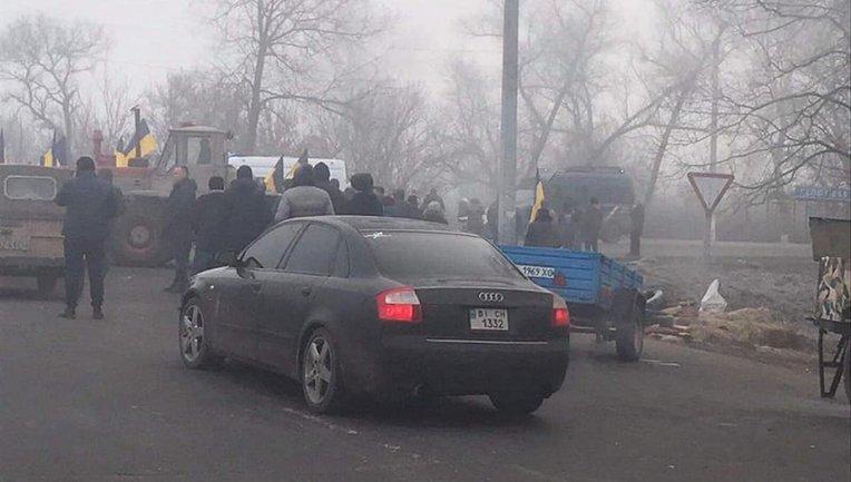 Жители Новых Санжар не хотят поселения в населенном пункте эвакуированных украинцев - фото 1