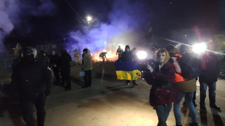 Протесты в Новых Санжарах могли случиться в любом населенном пункте Украины - фото 1