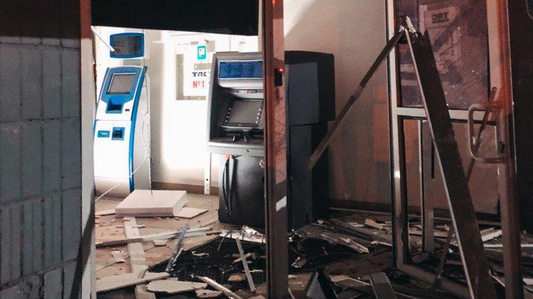 В Киеве преступники подорвали банк, но что-то пошло не так – ФОТО, ВИДЕО - фото 1