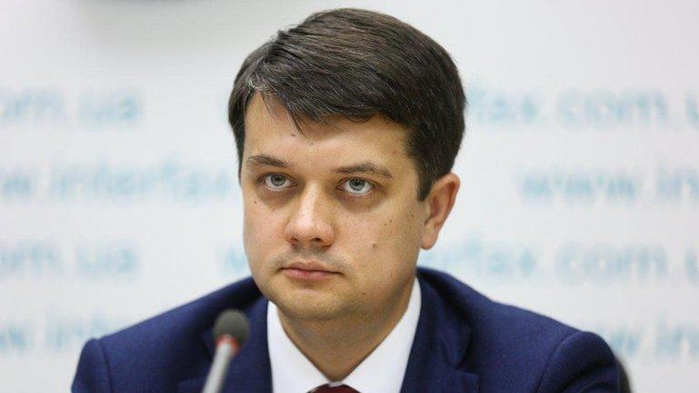 "Разумков недоволен идиотами из ""Слуги народа"" - фото 1"