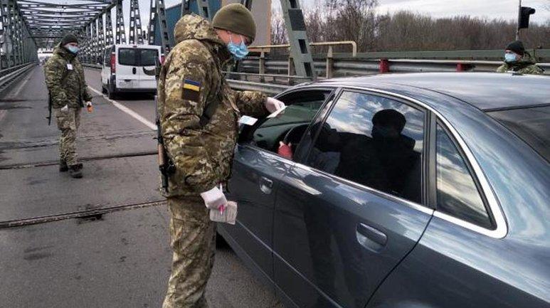 Зараженный коронавирусом мужчина приехал в Украину с женой - фото 1