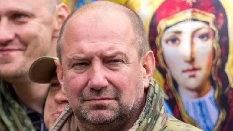 "Экс-комбат ""Айдара"" вышел на свободу – ВИДЕО - фото 1"