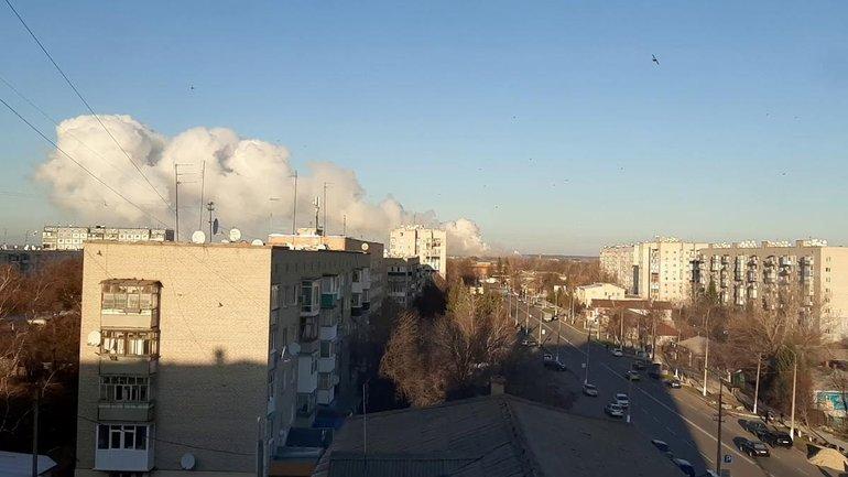В СБУ подтвердили изначальную версию взрывов на складах боеприпасов - фото 1