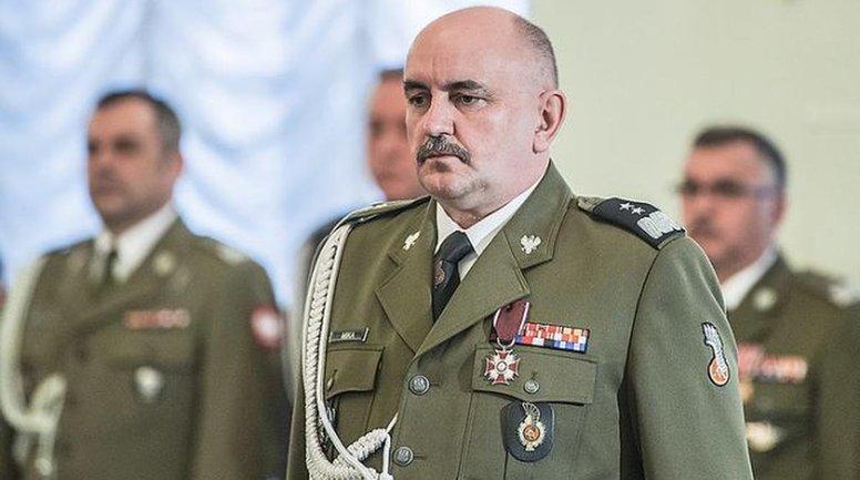 Польский генерал Ярослав Мики подцепил COVID-19 в Германии - фото 1