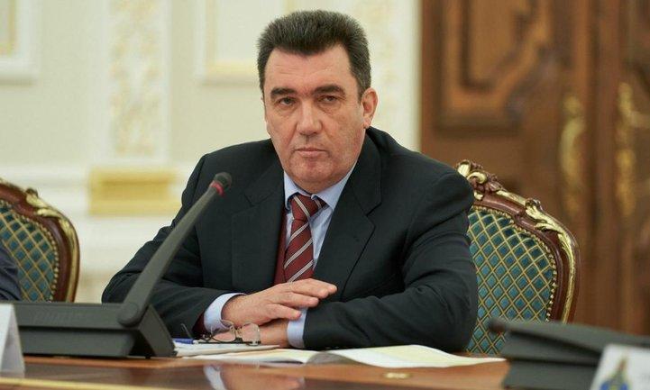 Данилов заявил о закрытии границ - фото 1