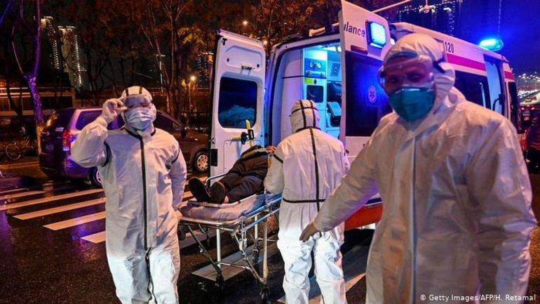 В Украине удвоилось количество зараженных коронавирусом - фото 1