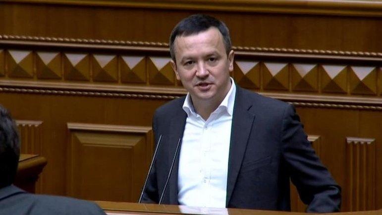 Петрашко начал свою работу министра с зашквара - фото 1