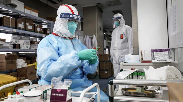 Эпидемия в Китае идет на спад - фото 1