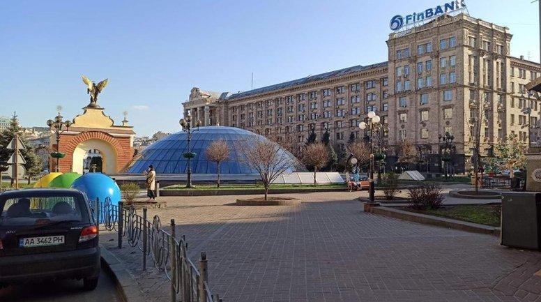 В Киеве собираются ограничивать движение с помощью военных - фото 1