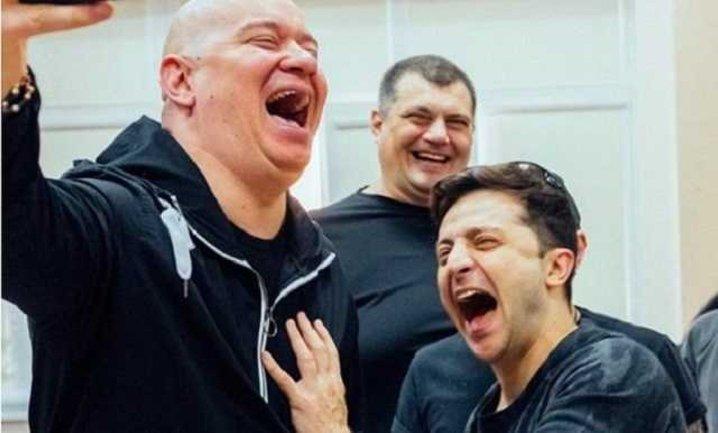 """Кошевой рассказал о будущем Зеленского в """"Квартале"""" - ВИДЕО - фото 1"""