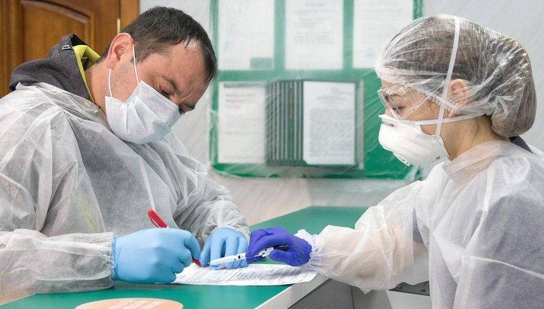Количество больных коронавирусом в стране растет - фото 1