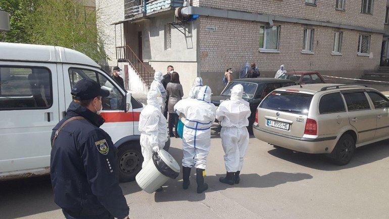 В общежитии, где обнаружили вспышку коронавируса, ввели особый режим перемещения - фото 1
