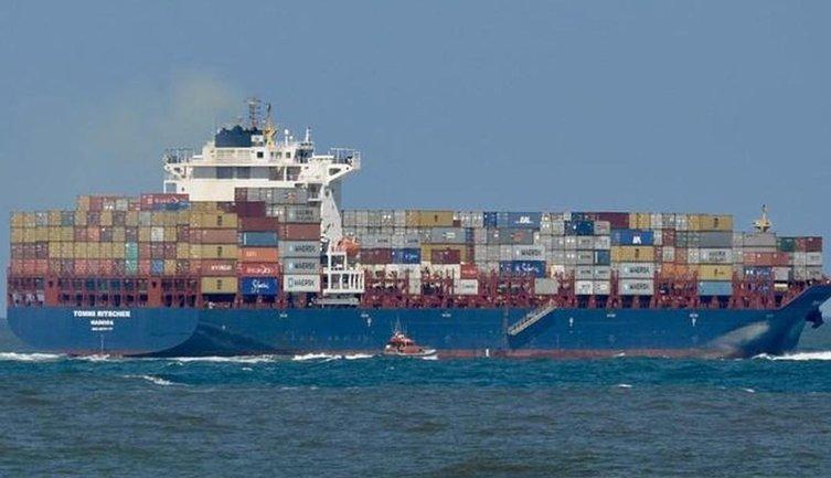 Пираты похитили украинца с борта контейнеровоза Tommi Ritscher - фото 1