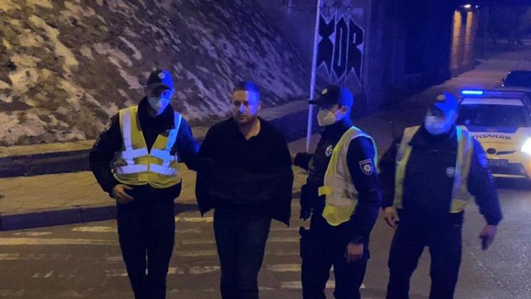 Зам Кличко зверски отлупил полицейского, результат предсказуем – ВИДЕО  - фото 1