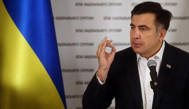 """Барыги"" снова кинули Саакашвили - фото 1"