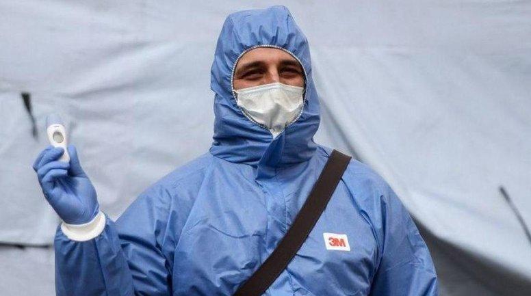 Коронавирус официально поразил почти 12 тысяч украинцев - фото 1