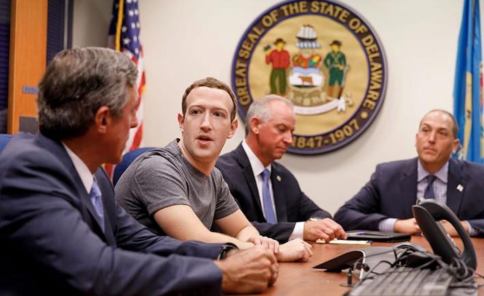 Цукерберг будет платить налоги в Украине - фото 1