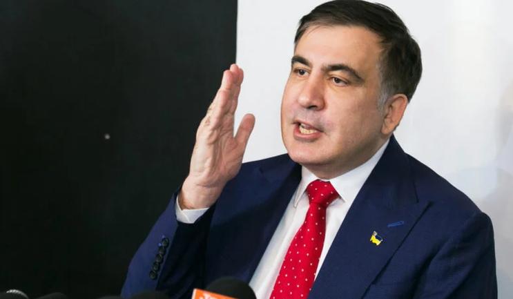 Ермак пристроил Саакашвили в комитет реформ - фото 1