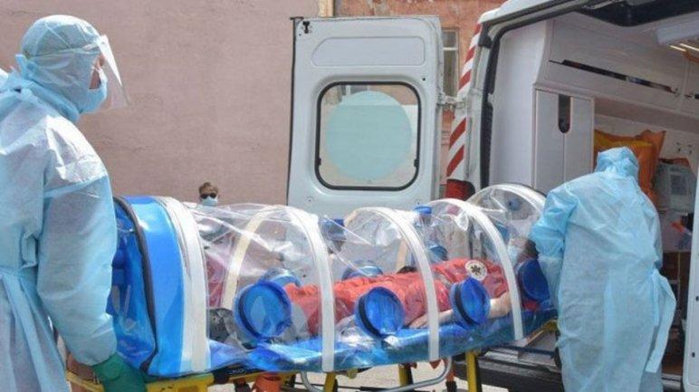 Пандемия СOVID-19 в Украине: Волна зараженных резко поползла вверх - фото 1