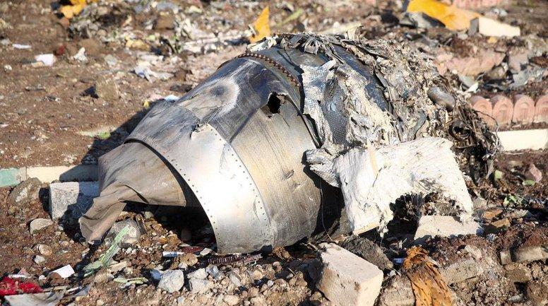 Иран фактически не допускает никого к расследованию гибели рейса PS752 - фото 1