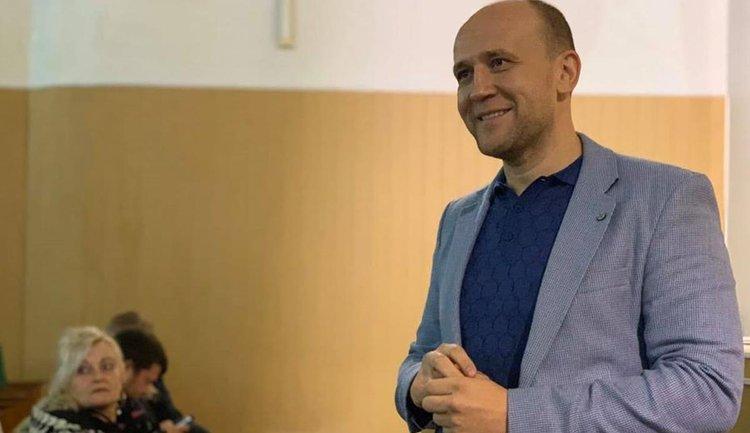 Нардеп Заславский получил по лицу - фото 1