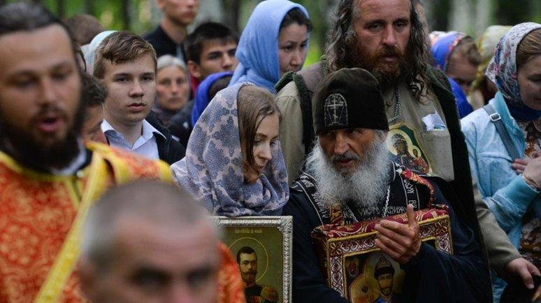 Сектант-террорист является наставником Поклонской - фото 1