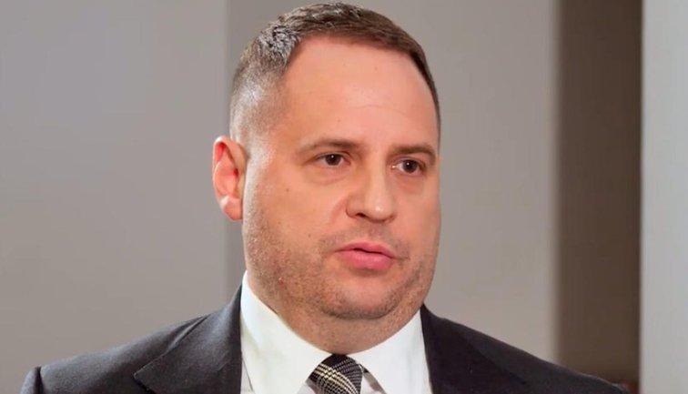 """Ермак вписал в закон ответственность Украины в признании """"выборов"""" на Донбассе - фото 1"""